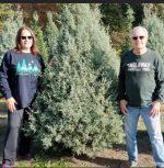 Owner/operators, Van & Karen  Callaway Senkbeil