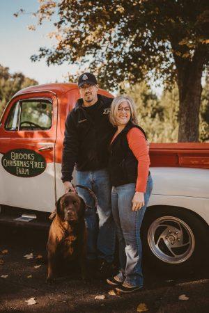Brooks Christmas Tree Farm